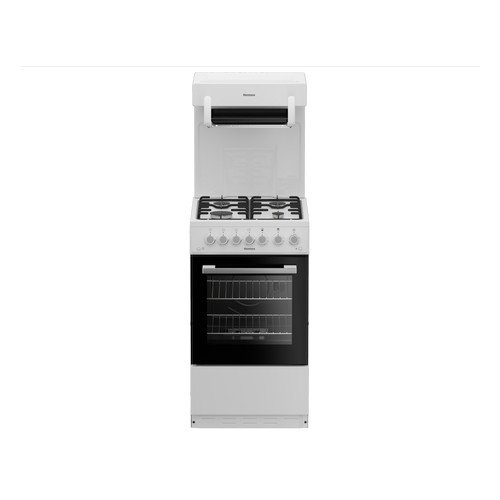 Blomberg GGS9151W 50cm Single Oven Gas Cooker White